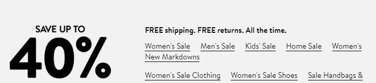 be5f12469 Promo Code 20% Off Nordstrom Online Coupons May 2019 - 50 Off Promo ...