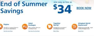 VERIFIED ALLEGIANT AIR PROMO CODE
